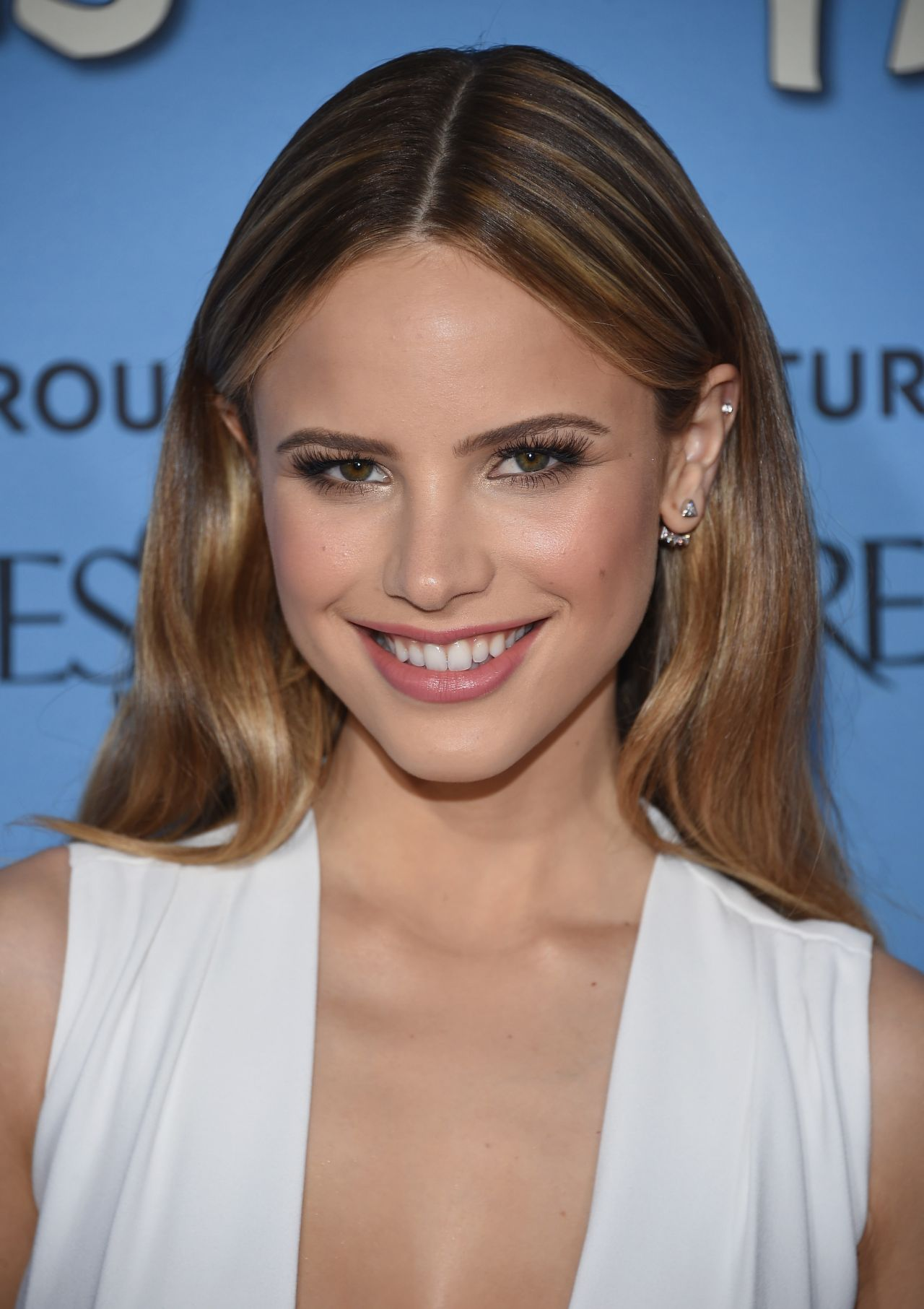 Halston Sage - Paper Towns Premiere In New York City-5183