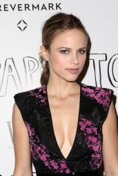 Halston Sage - Paper Towns Screening in West Hollywood, July 2015