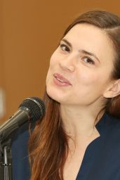 Hayley Atwell - 2015 Florida Supercon in Miami Beach