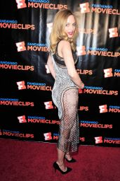 Heather Graham - Fandango Movieclips Comic-Con Party in San Diego