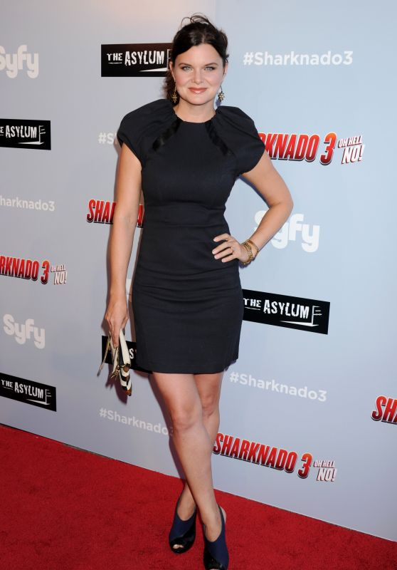 Heather Tom – 'Sharknado 3: Oh Hell No!' Premiere at iPic Theaters in Los Angeles