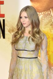 Hermione Corfield - Mission Impossible Rogue Nation Screening in London