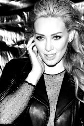 Hilary Duff  - Photoshoot for RCA Records 2015