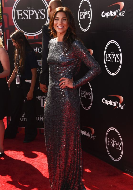 Hope Solo - 2015 ESPYS in Los Angeles