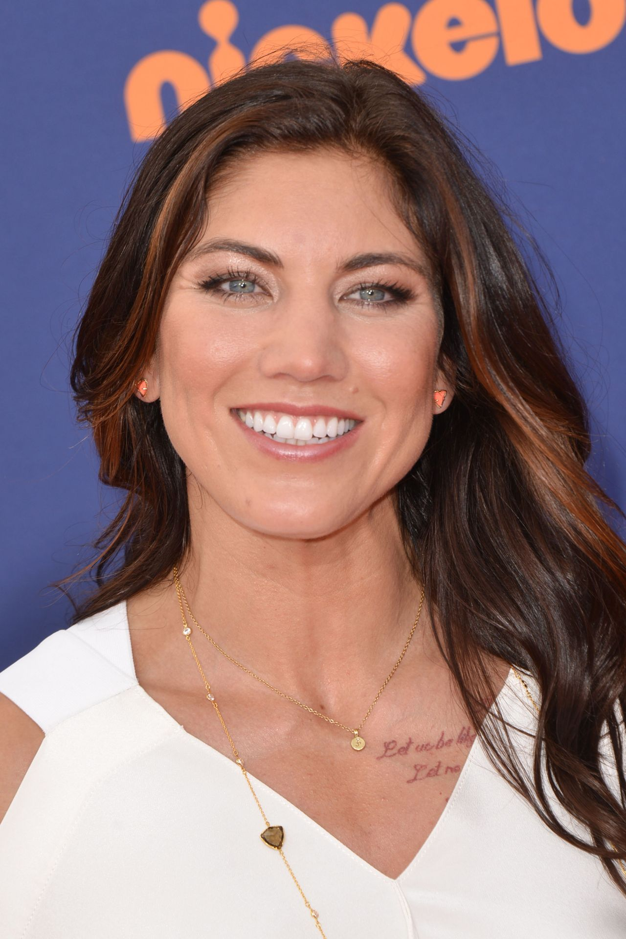 Hope Solo 2015 Nickelodeon Kids Choice Sports Awards In