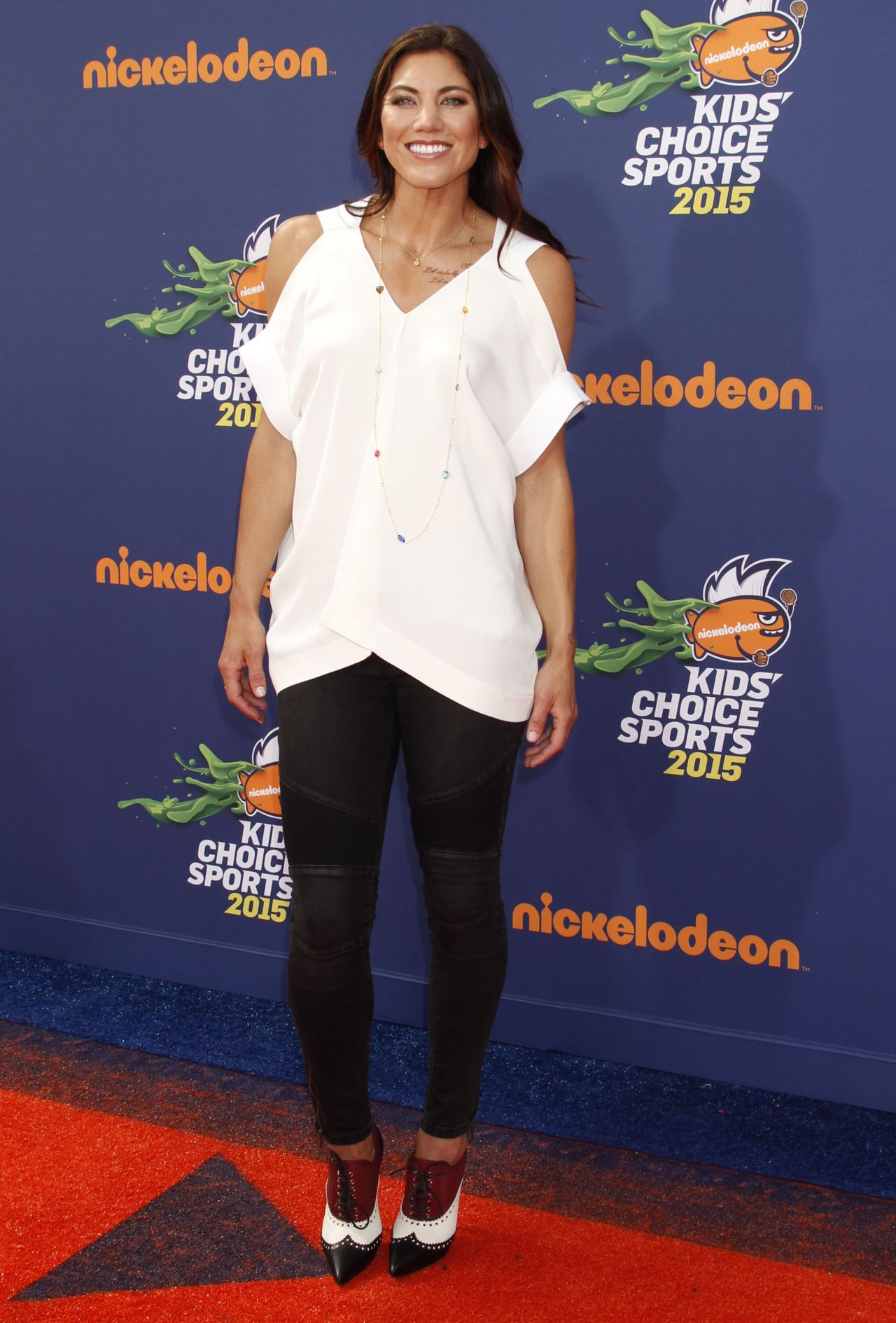 Solo: 2015 Nickelodeon Kids' Choice Sports Awards In