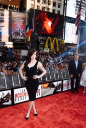 Ireland Baldwin - Mission Impossible - Rogue Nation Premiere in New York City