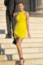Irina Shayk - Atelier Versace Show - Paris Fashion Week, July 2015