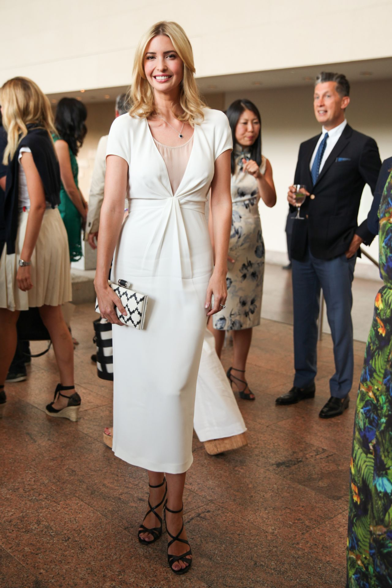 Ivanka Trump Style – A Discussion On Costume In Film in New York ...