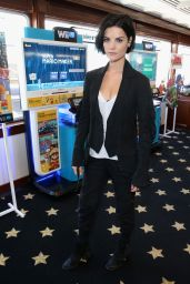 Jaimie Alexander - Nintendo Lounge on TV Guide Yacht at Comic Con in San Diego, July 2015