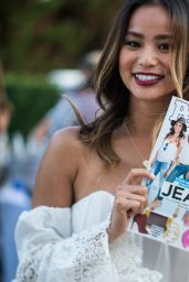 Jamie Chung - REVOLVE and People StyleWatch Summer Party in Sagaponack, New York, July 2015