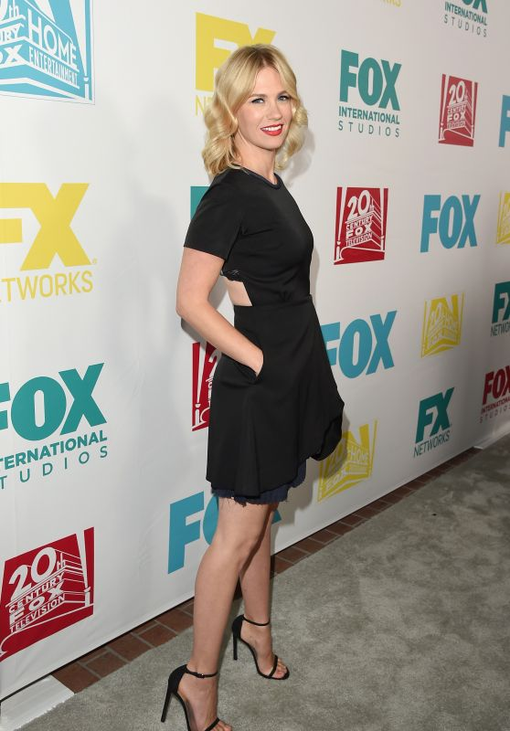 January Jones - 20th Century Fox Party at Comic Con in San Diego, July 2015