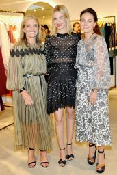 January Jones - The Zimmermann Melrose Place Flagship Store Opening in Los Angeles