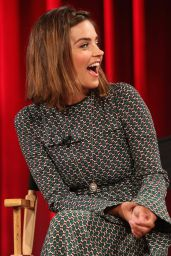 Jenna Coleman - At a
