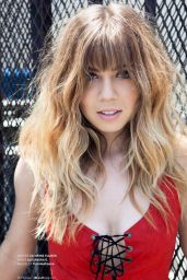 Jennette Mccurdy - Bello Magazine July 2015 Issue