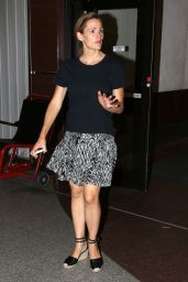 Jennifer Garner at LAX Airport, July 2015