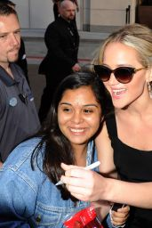 Jennifer Lawrence Arriving at Comic-Con in San Diego, July 2015