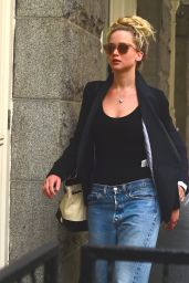 Jennifer Lawrence - Out in New York City, July 2015