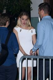 Jennifer Lawrence - Outside the Hard Rock Hotel in San Diego, July 2015