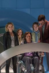 Jennifer Lawrence - X-Men: Apocalypse Promotional Posters & Stills (2016)
