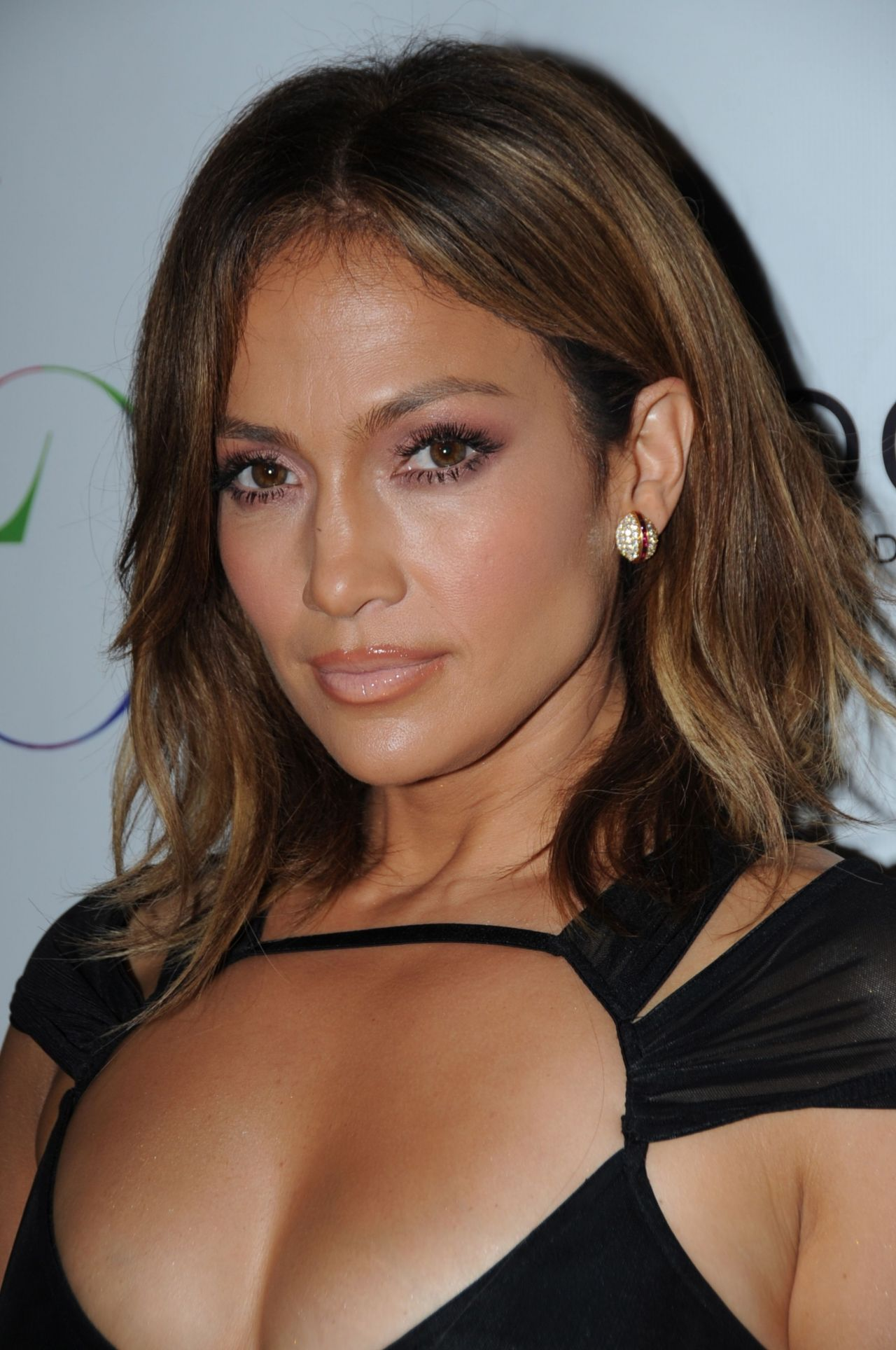 Jennifer Lopez - Celebrated Her 46th Birtday at 1 Oak
