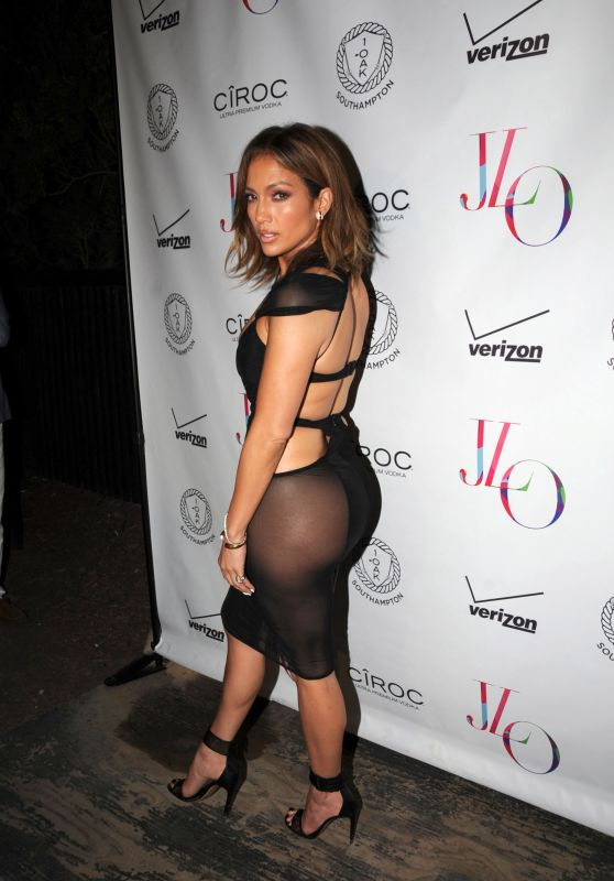 Jennifer Lopez – Celebrated Her 46th Birtday at 1 Oak Nightclub in New York