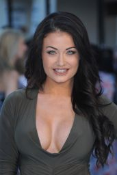 Jess Impiazzi - Magic Mike XXL Premiere in London