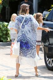 Jessica Alba - Cafe Habana in Malibu, July 2015