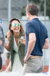 Jessica Alba - Honest Company Summer Office Party in Santa Monica, June 2015