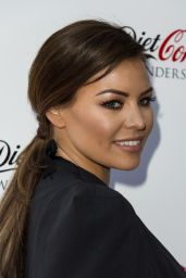 Jessica Wright - Diet Coke Fashion Forward Designer Collaboration Fashion Party in London