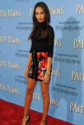Joan Smalls - Paper Towns Premiere in New York City
