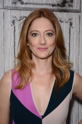 Judy Greer - AOL BUILD Speaker Series in New York City, July 2015