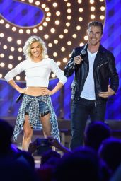 Julianne Hough - Lip Sync Battle LIVE At SummerStage in New York City, July 2015