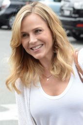 Julie Benz at Bristol Farms in West Hollywood, July 2015