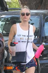 Kaley Cuoco - Out in Los Angeles, July 2015