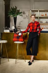 Karlie Kloss - Kate Spade Fall/Winter 2015