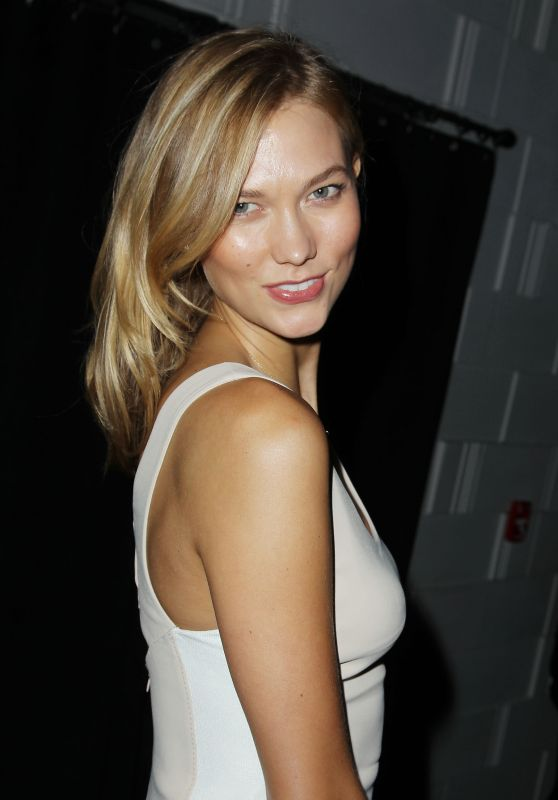 Karlie Kloss - Paper Towns After Party in NYC