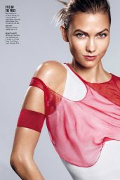 Karlie Kloss - Self Magazine August 2015 Issue