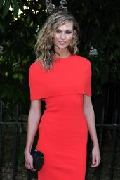 Karlie Kloss - The Serpentine Gallery Summer Party in London, July 2015