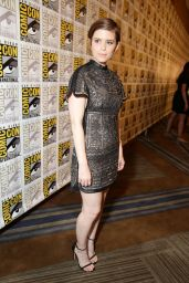 Kate Mara - 20th Century Fox Press Line at Comic Con in San Diego, July 2015