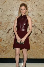 Kate Mara at Gucci Beauty Launch Event, Hosted by Frida Giannini in New York City