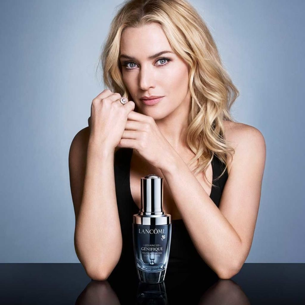 Kate Winslet – Lancome Advanced Génifique Ad