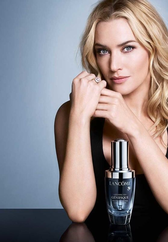Kate Winslet - Lancome Advanced Génifique Ad