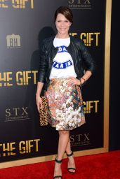 Katie Aselton – 'The Gift' Premiere in Los Angeles