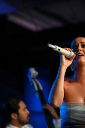 Katy Perry - Starkey Hearing Foundation So The World May Hear Gala in St Paul