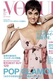 Katy Perry - Vogue Magazine Japan September 2015 Issue