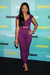 Keke Palmer - Entertainment Weekly Party at Comic-Con, July 2015