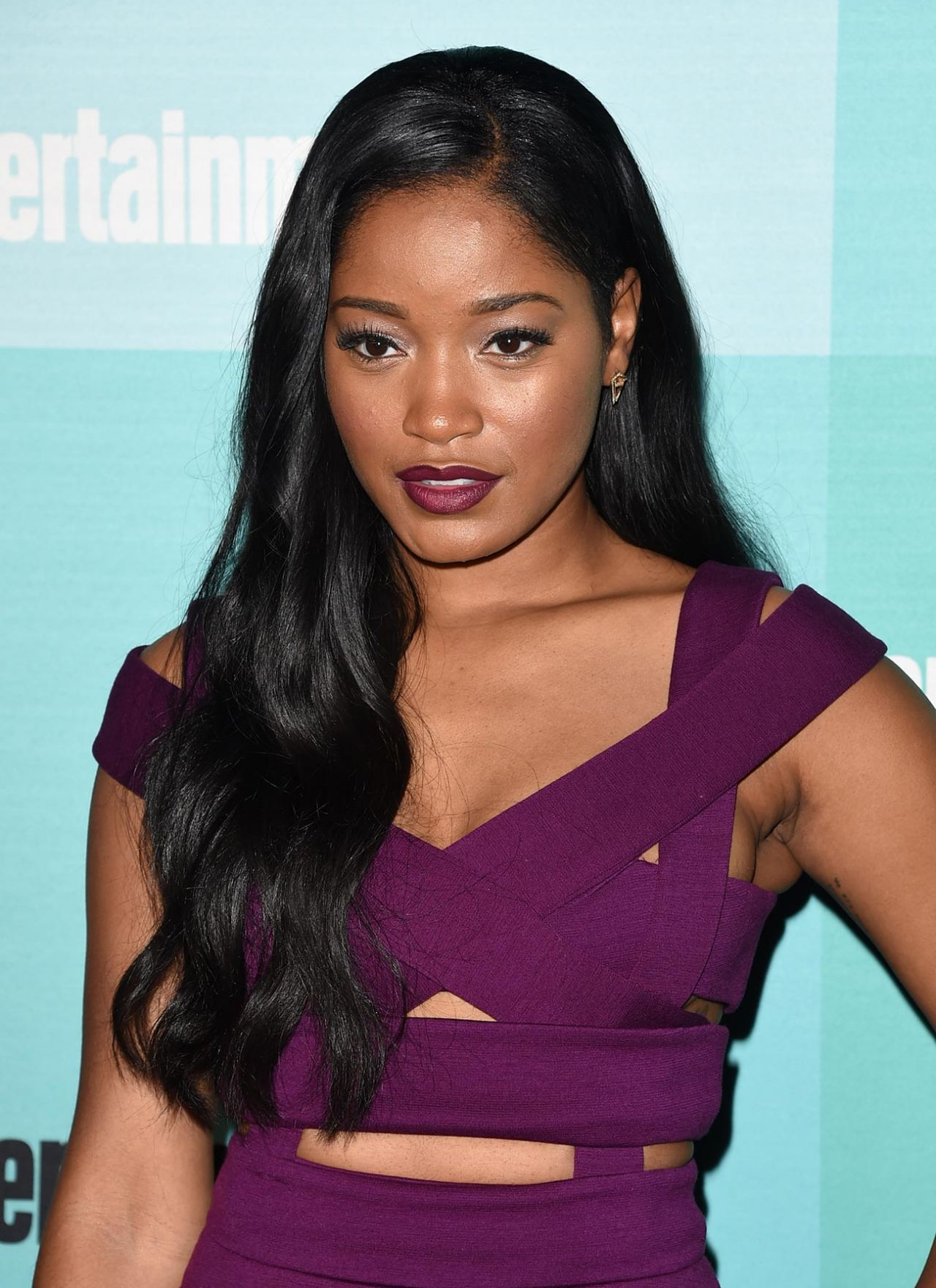 Keke Palmer - Entertainment Weekly Party at Comic-Con ...Keke Palmer Rolling Out
