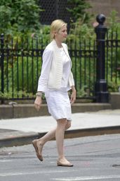 Kelly Rutherford Casual Style - Out in NYC, June 2015