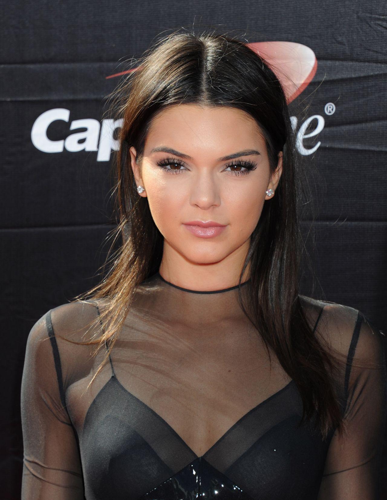 Kendall Jenner 2015 Espys In Los Angeles